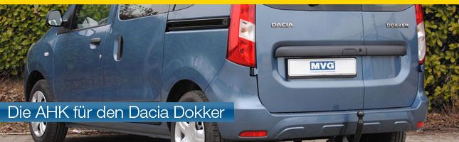 Dacia Dokker ab BJ 11/12