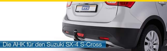 Suzuki SX-4 S-Cross