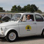 Klein aber oho: Der Fiat 500 F gehört den Eheleuten Dohmen und ging 1971 vom Band.