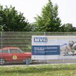 Schnell unterwegs zur Fahrprüfung bei MVG ist das FIAT 850 Coupe.