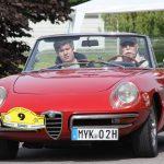 Schon im Jahr 1968 ging dieser Alfa Romeo Spider Veloce 1750 vom Band.