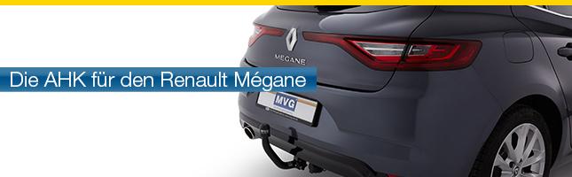 Renault Mégane Limousine